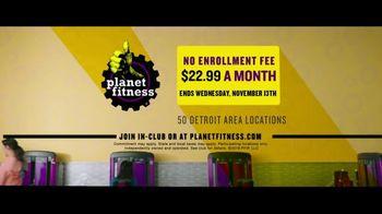 Planet Fitness PF Black Card TV Spot, 'All the Perks: November' - Thumbnail 6