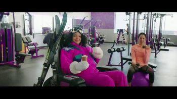 Planet Fitness PF Black Card TV Spot, 'All the Perks: November' - Thumbnail 4