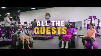 Planet Fitness PF Black Card TV Spot, 'All the Perks: November' - Thumbnail 5