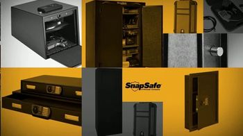 SnapSafe TV Spot, 'Security Exactly Where You Want It'