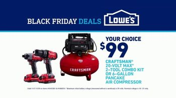 Lowe's Black Friday Deals TV Spot, 'Doing the Holidays Right' - Thumbnail 10