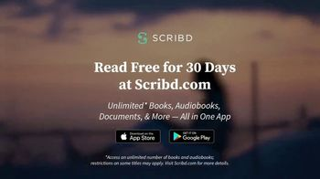 Scribd TV Spot, 'Wish You Could Read More?' - Thumbnail 10