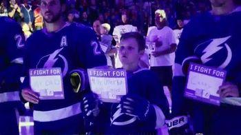 American Cancer Society TV Spot, 'Hockey Fights Cancer' - Thumbnail 3