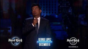 Hard Rock Hotels & Casinos TV Spot, '2019 Lynyrd Skynyrd, George Lopez and Bret Michaels'