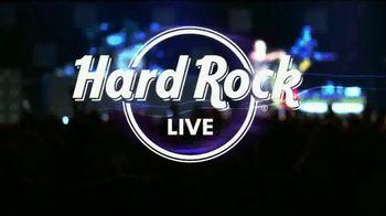 Hard Rock Hotels & Casinos TV Spot, '2019 Lynyrd Skynyrd, George Lopez and Bret Michaels' - Thumbnail 1