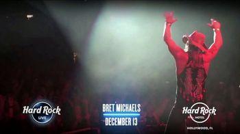 Hard Rock Hotels & Casinos TV Spot, '2019 Lynyrd Skynyrd, George Lopez and Bret Michaels' - Thumbnail 5