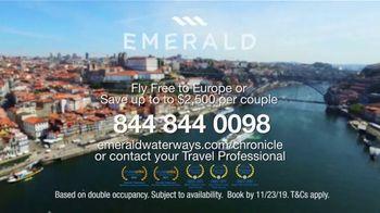 Emerald Waterways TV Spot, 'River Cruise' - Thumbnail 10