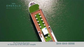 Emerald Waterways TV Spot, 'River Cruise' - Thumbnail 2