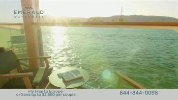 Emerald Waterways TV Spot, 'River Cruise' - Thumbnail 6
