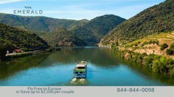 Emerald Waterways TV Spot, 'River Cruise' - Thumbnail 9