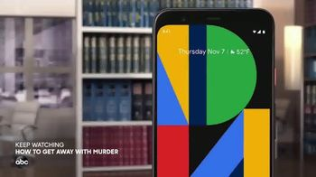 Google Assistant TV Spot, 'How to Get Away With Murder: Study' - Thumbnail 1