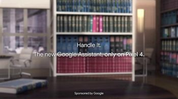Google Assistant TV Spot, 'How to Get Away With Murder: Study' - Thumbnail 10
