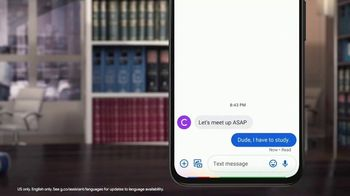 Google Assistant TV Spot, 'How to Get Away With Murder: Study' - Thumbnail 5