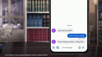 Google Assistant TV Spot, 'How to Get Away With Murder: Study' - Thumbnail 6