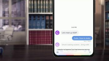 Google Assistant TV Spot, 'How to Get Away With Murder: Study' - Thumbnail 9