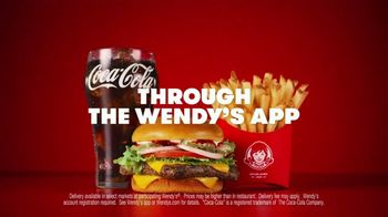 Wendy's TV Spot, 'Game Day Meal Delivered' - Thumbnail 9