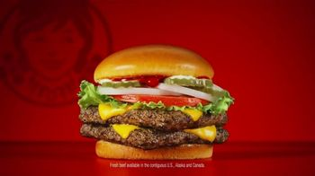 Wendy's TV Spot, 'Game Day Meal Delivered' - Thumbnail 4