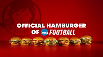 Wendy's TV Spot, 'Game Day Meal Delivered' - Thumbnail 5