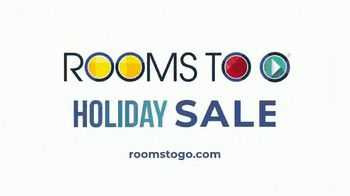 Rooms to Go Holiday Sale TV Spot, 'Bedroom Set' - Thumbnail 4