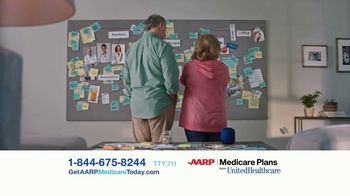 UnitedHealthcare Medicare Plans TV Spot, 'Pinboard'