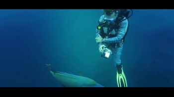 Citizen Watch Promaster Aqualand TV Spot, 'Go Beyond: Professional Diver'
