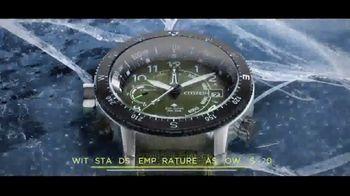 Citizen Watch Promaster Altichron TV Spot, 'Uncharted Territories' - Thumbnail 5