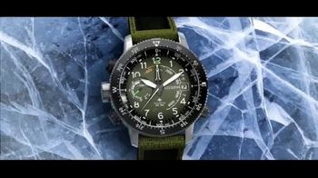 Citizen Watch Promaster Altichron TV Spot, 'Uncharted Territories'