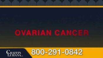 Chaffin Luhana TV Spot, 'Ovarian Cancer: Talcum Powder' - Thumbnail 1