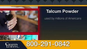 Chaffin Luhana TV Spot, 'Ovarian Cancer: Talcum Powder' - Thumbnail 5