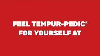 Mattress Firm Black Friday Sale TV Spot, 'Tempur-Pedic Mattresses: Save Up to $600 + Bonus Cash' - Thumbnail 10