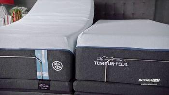Mattress Firm Black Friday Sale TV Spot, 'Tempur-Pedic Mattresses: Save Up to $600 + Bonus Cash' - Thumbnail 8