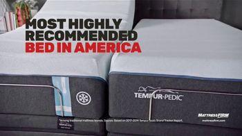Mattress Firm Black Friday Sale TV Spot, 'Tempur-Pedic Mattresses: Save Up to $600 + Bonus Cash' - Thumbnail 9