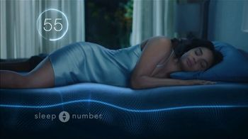 Sleep Number Veterans Day Sale TV Spot, 'Automatically Adjusts: Save $1000 + No Interest' - 186 commercial airings