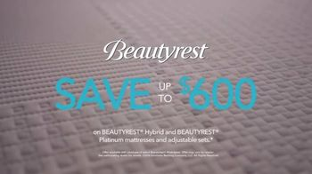 Beautyrest Veterans Day Sale TV Spot, 'Unmatched Support' - Thumbnail 7
