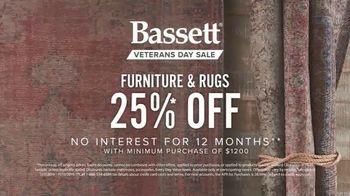Bassett Veterans Day Sale TV Spot, 'Just Moved In' - Thumbnail 8