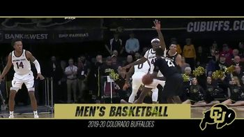 University of Colorado TV Spot, '2019 Men's Basketball' - 49 commercial airings