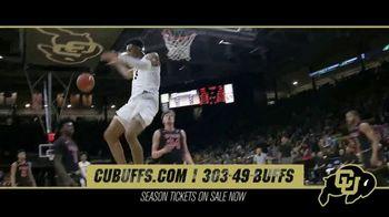 University of Colorado Athletics TV Spot, '2019 Men's Basketball' - Thumbnail 6