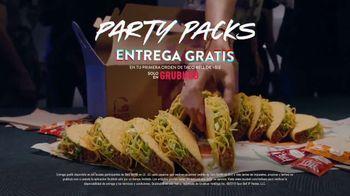 Taco Bell TV Spot, 'Trae la fiesta: entrega gratis' [Spanish] - Thumbnail 9