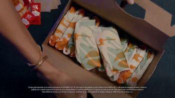 Taco Bell TV Spot, 'Trae la fiesta: entrega gratis' [Spanish] - Thumbnail 8