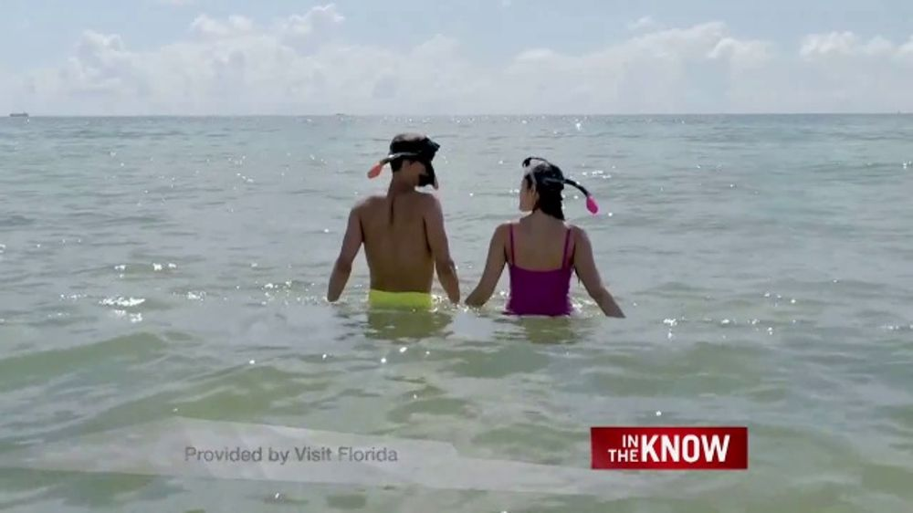Visit Florida TV Commercial, 'In the Know: Skip Winter'