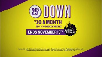 Planet Fitness 25 Cents Sale TV Spot, '$10 a Month & Free Fitness Training' - Thumbnail 7