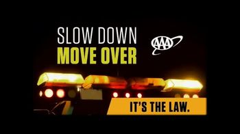 AAA TV Spot, 'Slow Down, Move Over' Featuring Cecil Fielder - Thumbnail 1