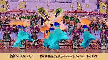 Shen Yun TV Spot, '2020 Indianapolis: Murat Theatre'