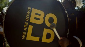 Bowie State University TV Spot, 'Bowie BOLD: Visit' - Thumbnail 1
