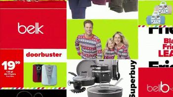 Belk Black Friday Leaks TV Spot, 'Weighted Blanket, Air Fryers and Fleece' - Thumbnail 7