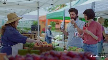 Hint TV Spot, 'Farmer's Market: Free Gift' - Thumbnail 1