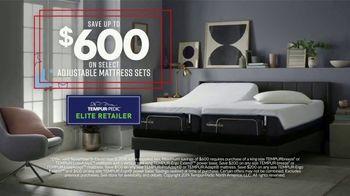 Ashley HomeStore Veterans Day Mattress Sale TV Spot, 'Going on Now: Adjustable Mattress Sets' - Thumbnail 3
