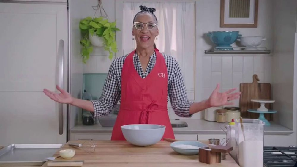 Food Network Kitchen App TV Commercial, 'Carla Shares How to Get Flaky Biscuits'