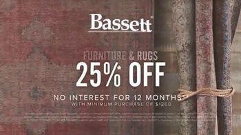 Bassett Veterans Day Sale TV Spot, 'Customizable' - Thumbnail 9