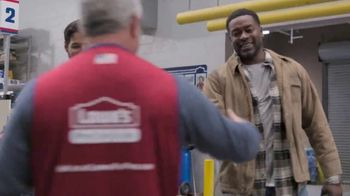 Lowe's Black Friday Deals TV Spot, 'Every Pro Deserves a Holiday Upgrade: Dewalt Drill or Kit' - Thumbnail 5